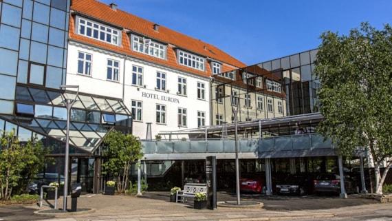 Hotel Europa, Aabenraa, Mødested   Visitaabenraa