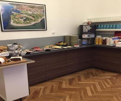 Skandia-buffet