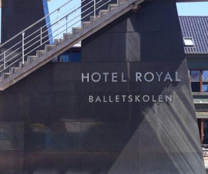 Hotel Royal logo