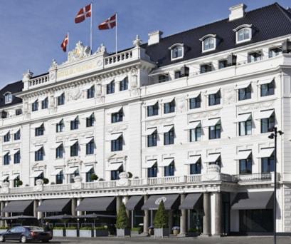 Hotel D´Angleterre