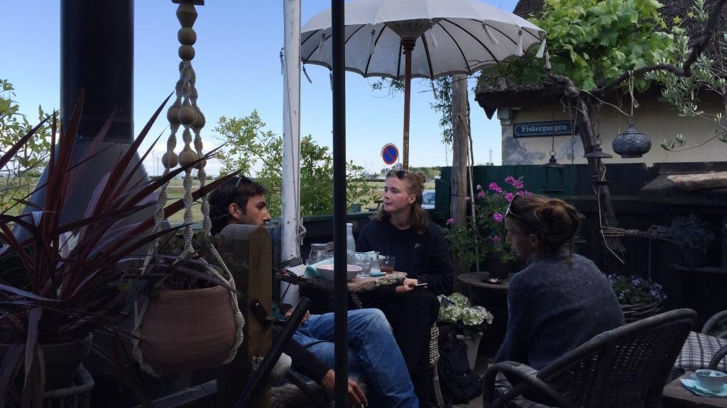 Cafe Hjerteblomst